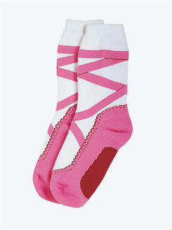 Pointe Shoe Socks