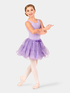 Child Wire Hem Tutu