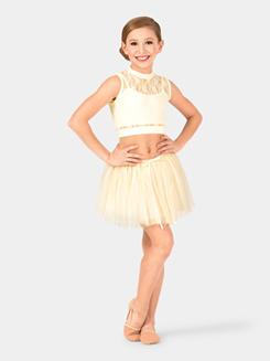 Child Mesh Tutu Skirt