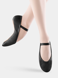 Dansoft Adult Full Sole Leather Ballet Slipper