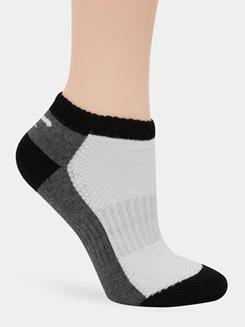 3-Pack Ladies Low Cut Half Cushion Socks