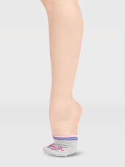 2-Pack Adult Toe Cap Socks
