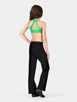 Girls Straight Leg Jazz Pants