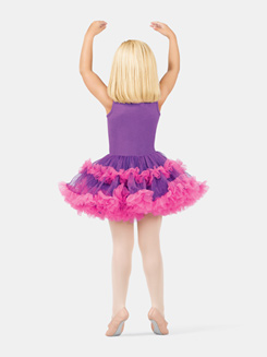 Girls Tank Purple Sequin Bodice Tutu Dress
