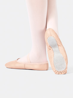 Economy Adult Full Sole Ballet Slipper