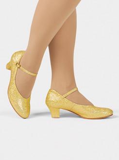Girls 1.5 Glitter StarLite Character Shoe