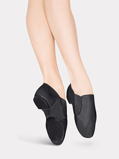 Girls Jazz Bootie with Gore Inset