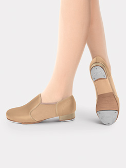 Adult Economy Slip-On Tap Shoe