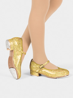 Adult Glitter Sparkle Tap Tap Shoe