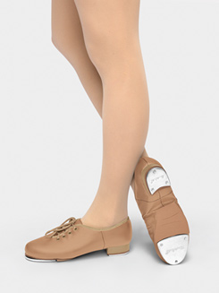 Girls Tap Shoe with Split Sole