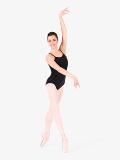 Adult Adjustable Strap Dance Leotard