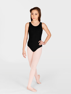 Girls Economy Tank Dance Leotard 