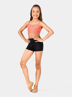 Girls Cropped Camisole Brale