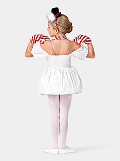 Do You Wanna Build A Snowman? Girls Halter Dress