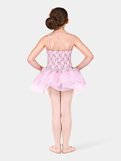 Fanciful Girls Tutu Dress