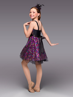 Picture Perfect Girls Sequin Dress
