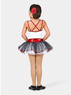 Dancin Dots Girls Tutu Dress