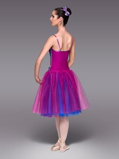True Colors Adult Romantic Tutu Dress