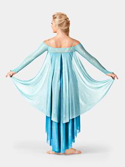 Let It Go Adult Long Sleeve Dress