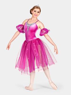 Waltz of the Hours Adult Romantic Tutu Dress