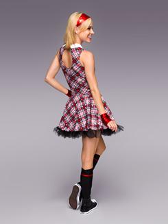 School Daze Adult Tank Dress