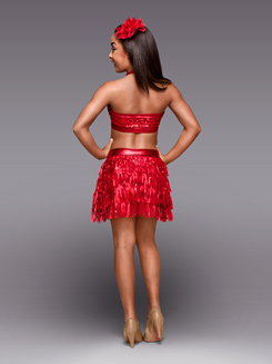 Red Hot Adult Costume Set