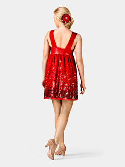 Let Me Be Your Star Adult Tank Dress