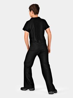 Mens Short Sleeve Collared Shirt