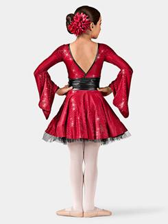 Kiku Girls Long Sleeve Dress