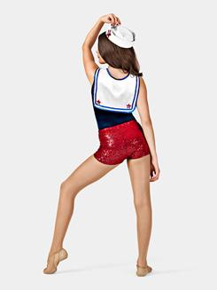 Ahoy Matey Girls Costume Set