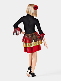 Le Corsaire Girls Unitard Costume