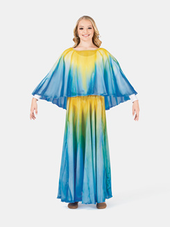 Plus Size Liturgical Collar