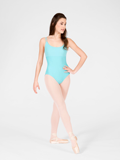 Isaline Adult Knot Back Leotard