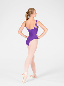 Antea Adult Double Camisole Strap Leotard 