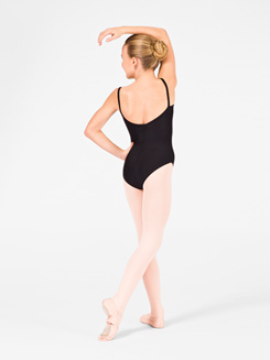 Opaline Child V-Back Camisole Leotard 