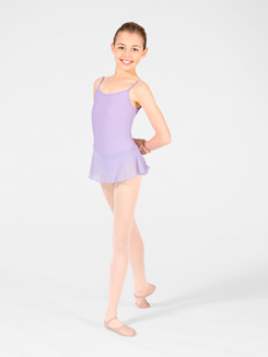 Sissi Child V-Back Camisole Dance Dress