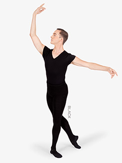 Mens Solo Footed Tight