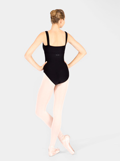 Adult Tamara Ribbed Bodice Tank Leotard