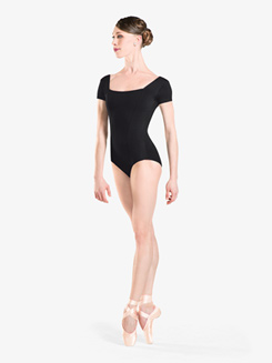 Adult Odalia Cap Sleeve Leotard