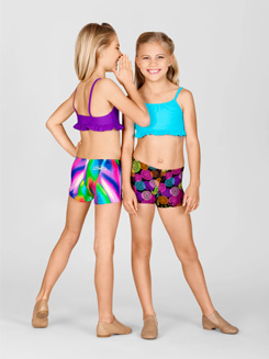 Child Hip Bootie Shorts 