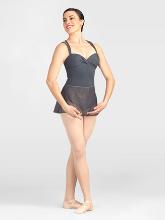 Capezio Adult Loop Luxe Skirt