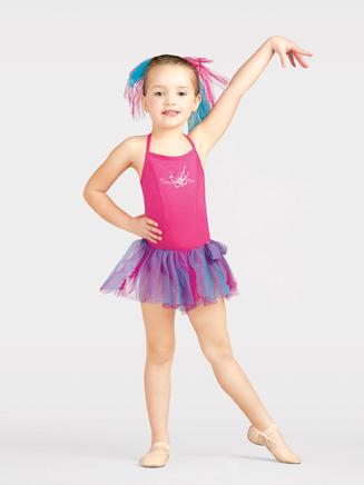 Capezio Child Rock Ballerina Halter Dress