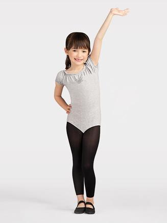 Capezio Child Rock Ballerina Cap Sleeve Leotard