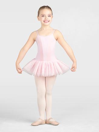 Capezio Child Prim Lace Corset Tutu Dress