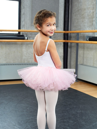 Girls Three Layer Tutu - Style No 10149C