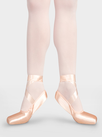 Tapered Box Demipointe Shoe - Style No 1116T