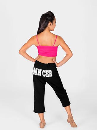 Tia's Dancewear Adult 'DANCER' Capri