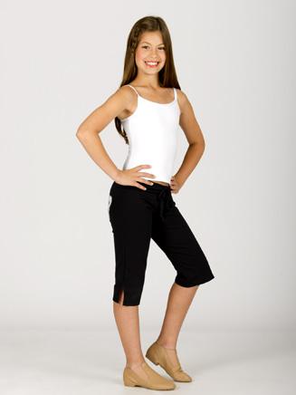 Tia's Dancewear Child 'DANCER' Capri