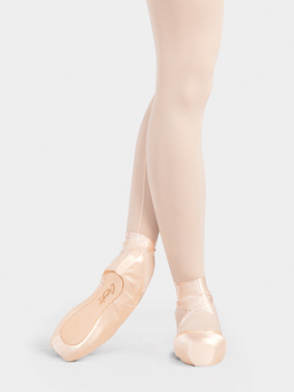 Tiffany Pointe Shoe Medium Shank - Style No 126