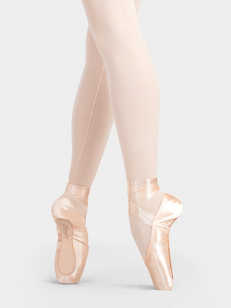 Adult Tiffany Pointe Shoe Hard Shank - Style No 128